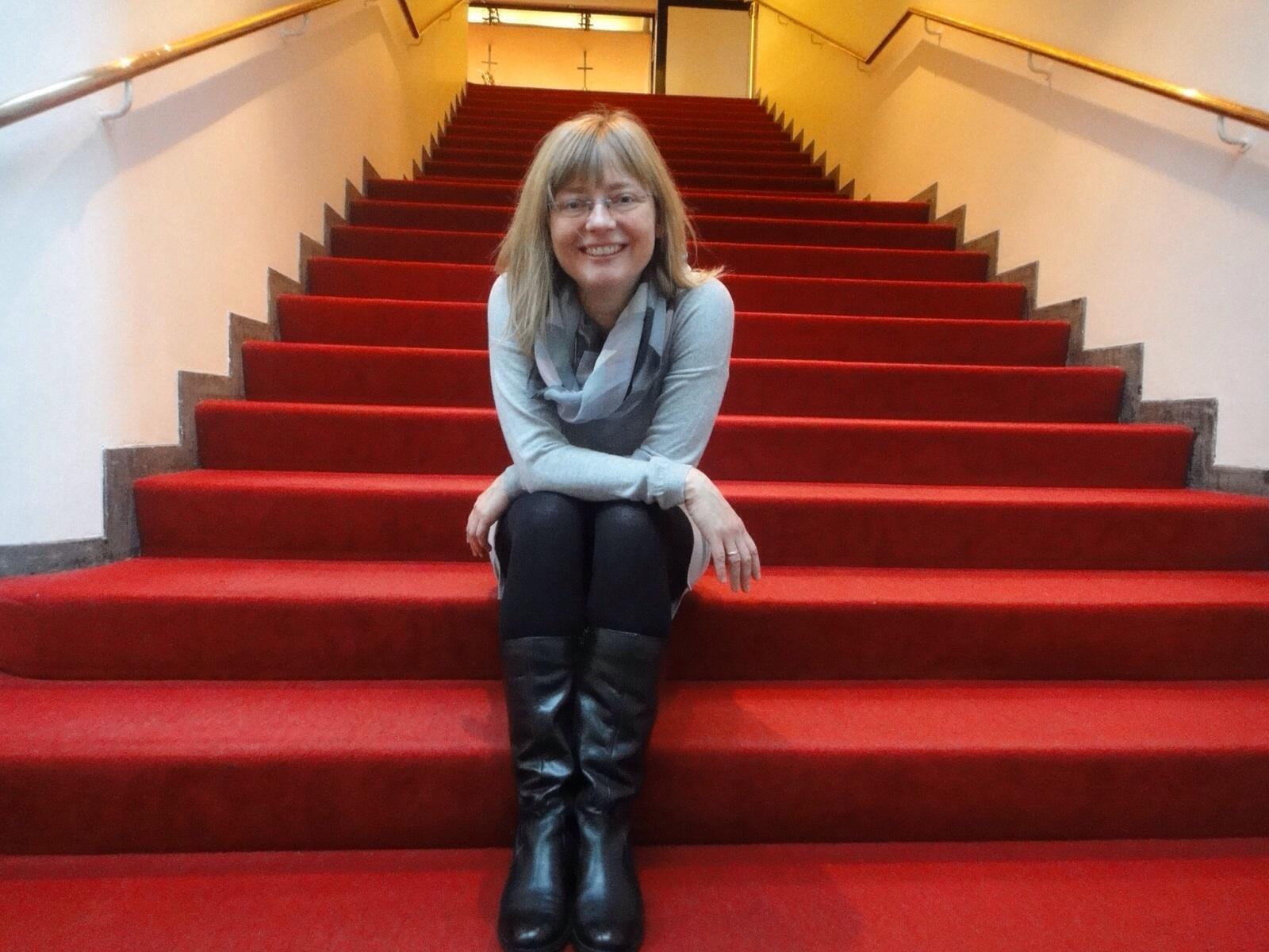 Katja Fink - Musikpädagogin und Pianistin